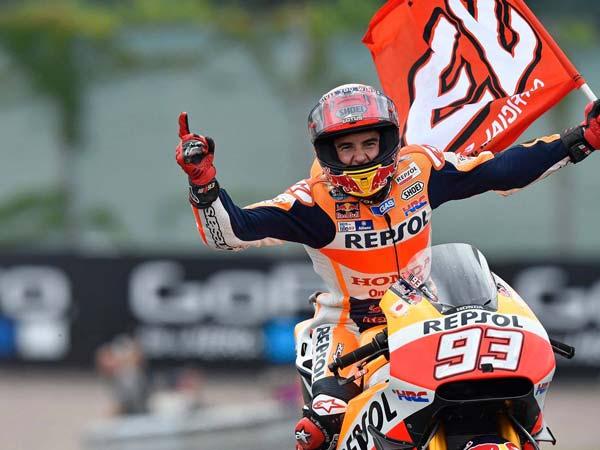 MotoGP Japan: Marquez Ready To Fight - DriveSpark News
