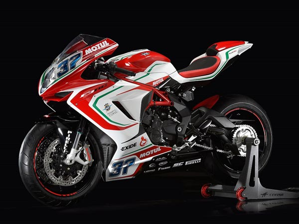 MV Agusta Reveals The New F3 RC Racing Replica Motorcycles