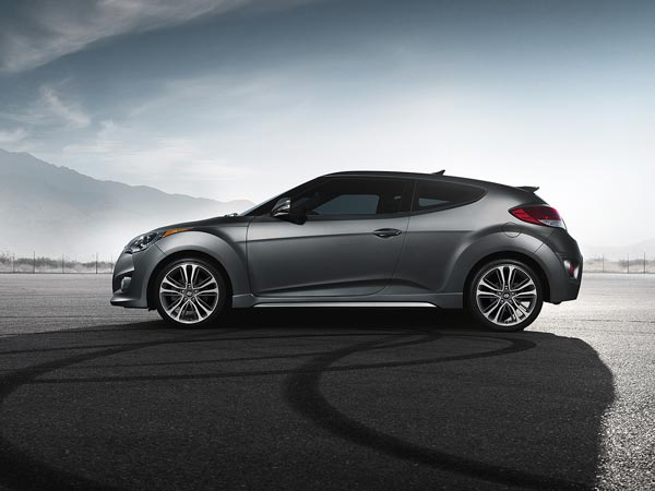 Hyundai And Gurnade Teams Up To Create Track-Focused Veloster Concept