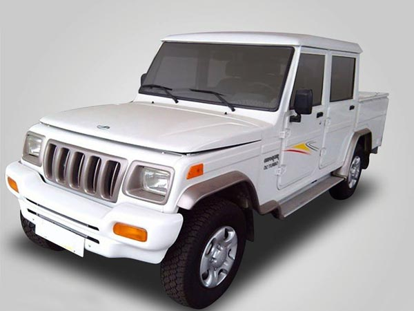 Mahindra Launches Enforcer 'Floodbuster' Version In Philippines