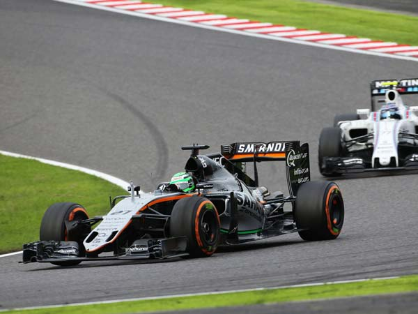Force India Will Not Block Nico Hulkenberg's Renault Move