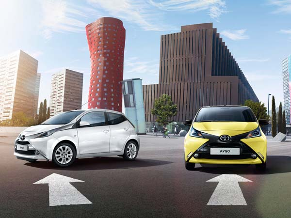 Next-Gen Toyota Aygo To Be Launched As A Pure Electric Vehicle