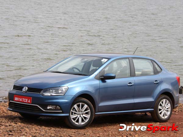 Volkswagen Ameo Feels The Heat Of Competition In India