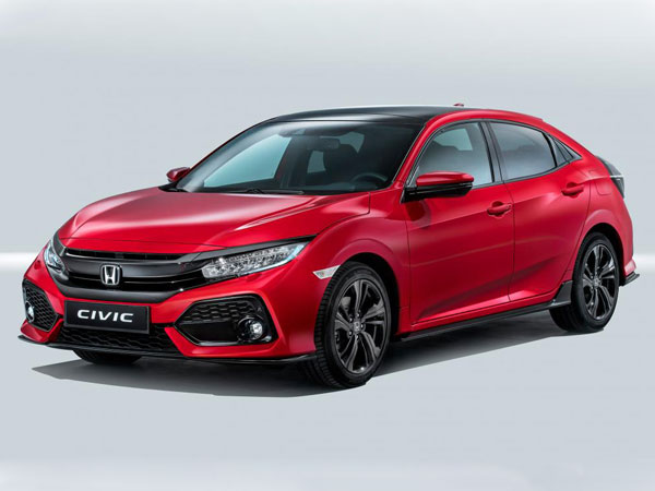 Honda Is Recalling 350,000 Units Of Civic Coupe And Sedan