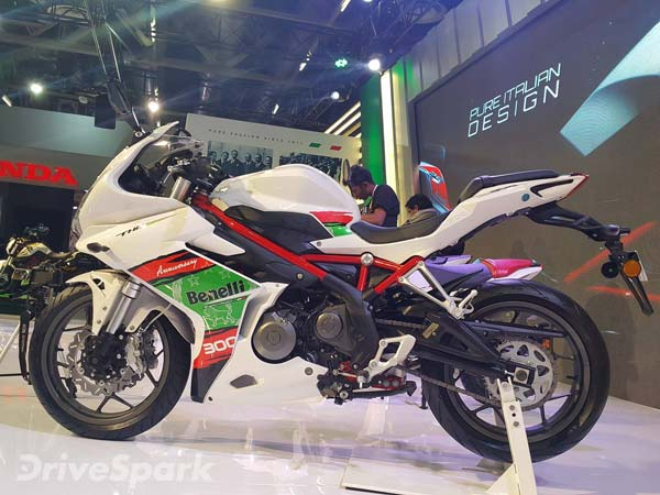 Benelli Tornado 302 launch scheduled to take place during