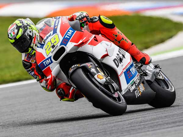 Ducati Confirm Iannone Will Not Race In Australia