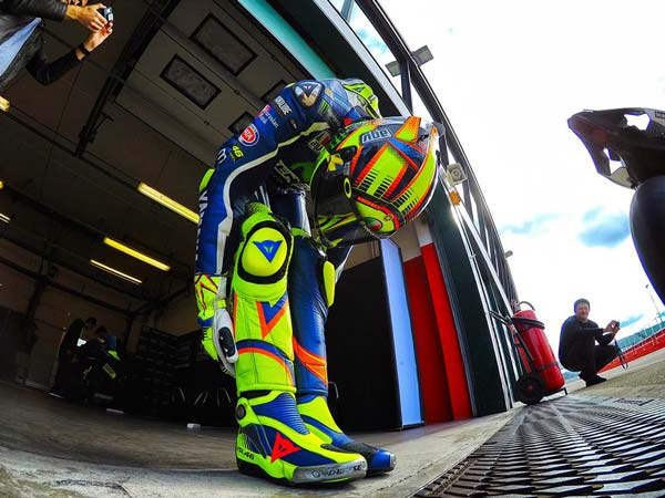 Rossi Completely Baffled By The Motegi Crash
