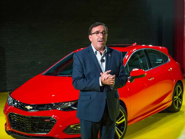 General Motors Confirms The Chevrolet Cruze RS Diesel Launch