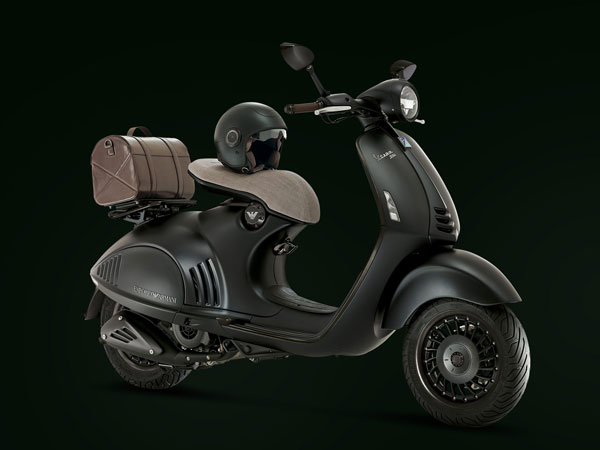 Vespa 946 Emporio Armani Launching On October 25