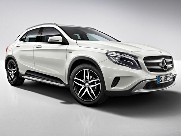 Mercedes GLA Activity Edition Launched In India