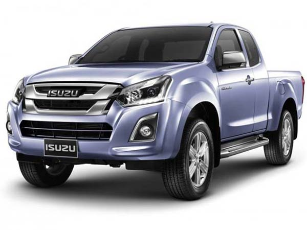 Isuzu Showcases The D-Max S-Cab And D-Max Regular Cab At The India Cold Chain Show
