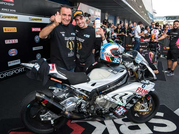 BMW Motorrad Clinches Its Eighth Superstock 1000 Cup Victory