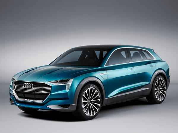 Audi's First Electric Vehicle To Bear e-tron Name