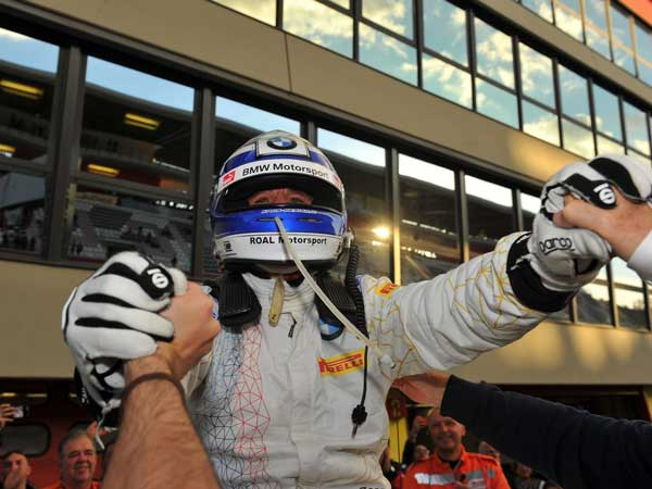 Alex Zanardi Returns To Motorsports With Italian GT Victory