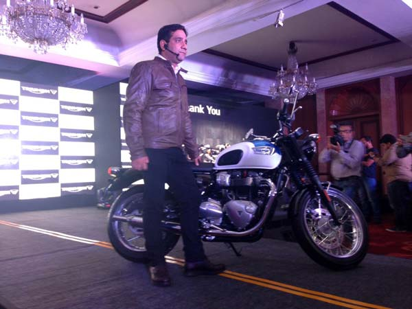 Triumph Bonneville T100 Launched In India At Rs 778 Lakh