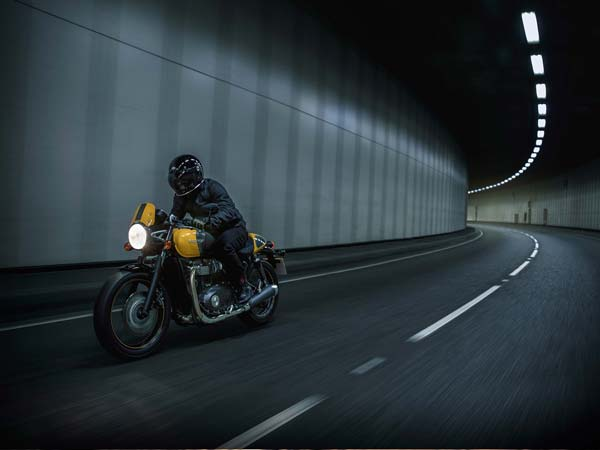 Triumph Street Cup Will Be Launched In India Soon