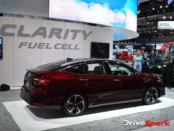 Benefits Provided To Hybrid Vehicles Not Sufficient — Honda Cars India