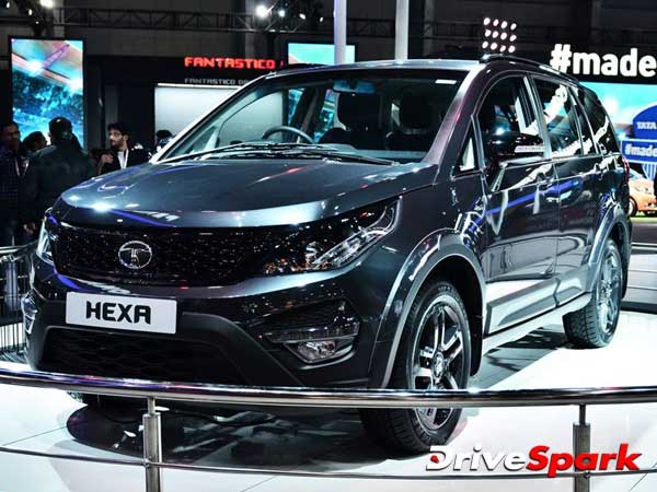 Tata Hexa Was Tested Extensively To Cope The Toughest Of Conditions