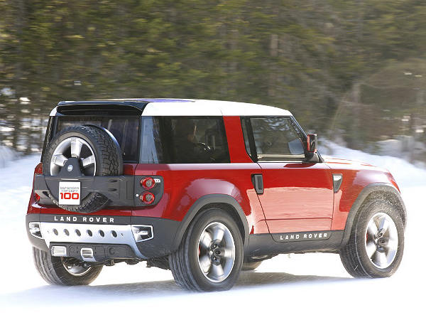 Is Land Rover Eyeing To Take Down The Mercedes G63 AMG With The Upcoming Defender?