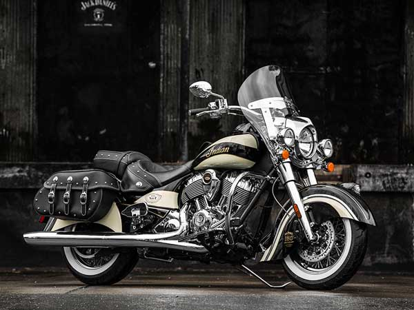 Jack Daniel's Indian Chief Motorcycle Raises $150,000 At Auction For Charity Work