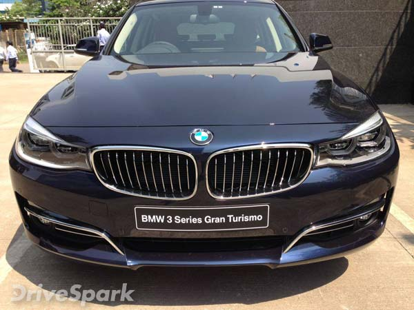 Facelifted Bmw 3 Series Gt Launched In India Prices Start At Rs