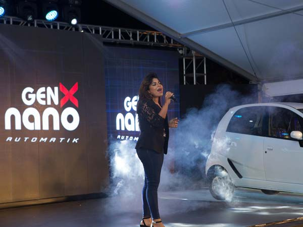 Tata Motors Launches The Nano Genx Automatik In Sri Lanka