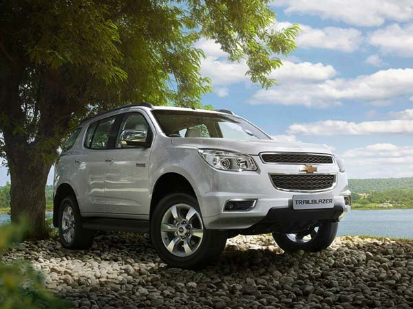 Chevrolet Trailblazer Witnesses Huge Price Cut