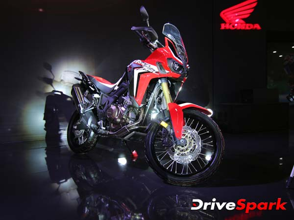 Honda Africa Twin India Launch Delayed To 2017