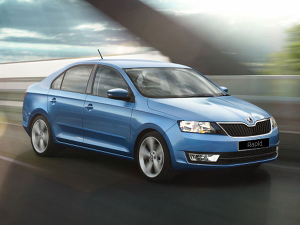 skoda rapid ultima launched - photo #16