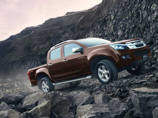 Isuzu Recalls D-Max V-Cross In India - DriveSpark News