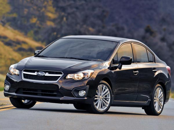 Subaru Recalls Over 100,000 Cars Over Turbo Fire Fears