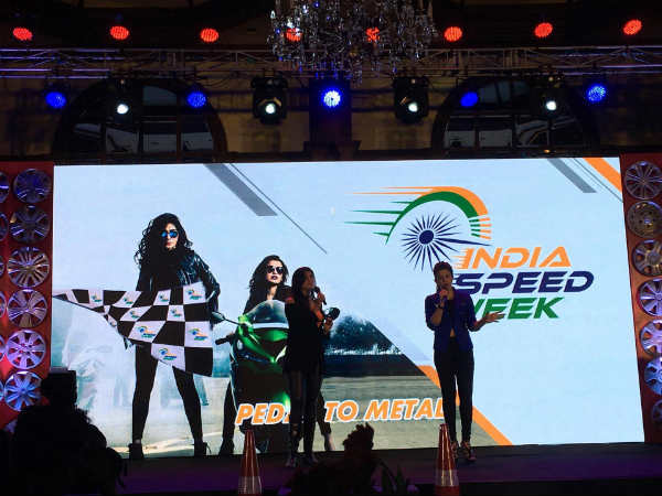 2016 India Speed Week Announced: Here's All The Details You Need To Know