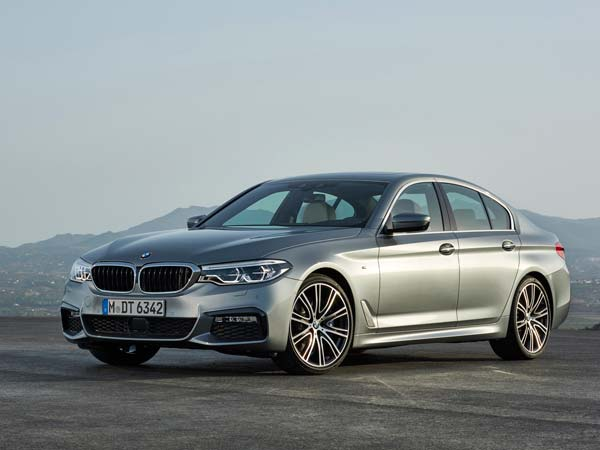2017 BMW 5 Series Debut In Melbourne