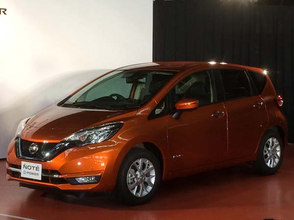 2017 Nissan Note Hits Production In Japan