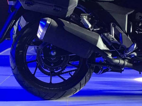 Unveiled: Suzuki Presented The V-Strom 250 In China