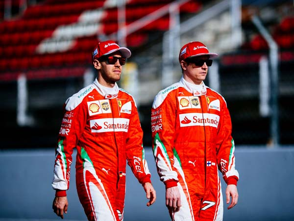 Focused On Improving The Car — Sebastian Vettel