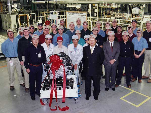 Toyota To Produce New Engines In Poland
