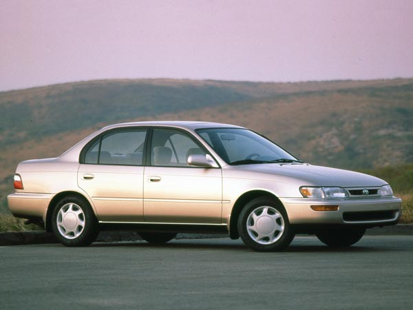 Toyota Corolla Celebrates 50 Years Of Existence