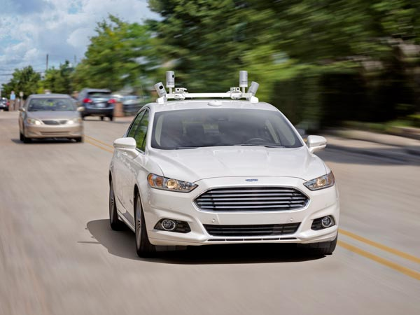 Jaguar Land Rover And Ford Join Hands To Develop Autonomous Technology