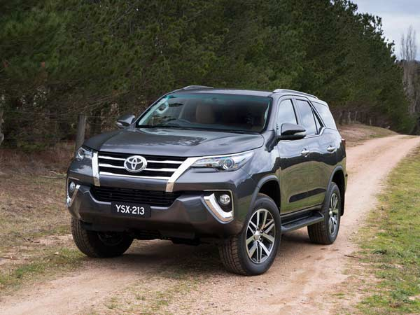 Toyota Starts Accepting Registrations For The New Fortuner Online — Here's More Details