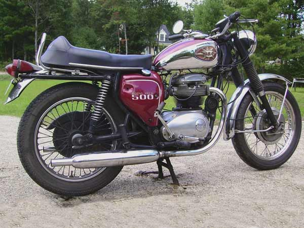Mahindra Buys Motorcycle Manufacturer BSA Company