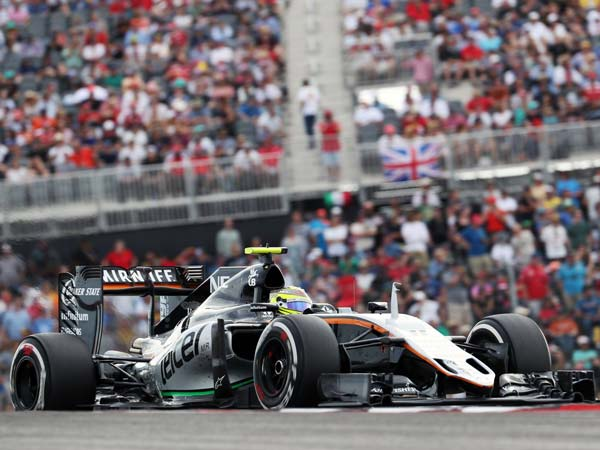 Sahara Force India Secures More Points In US GP