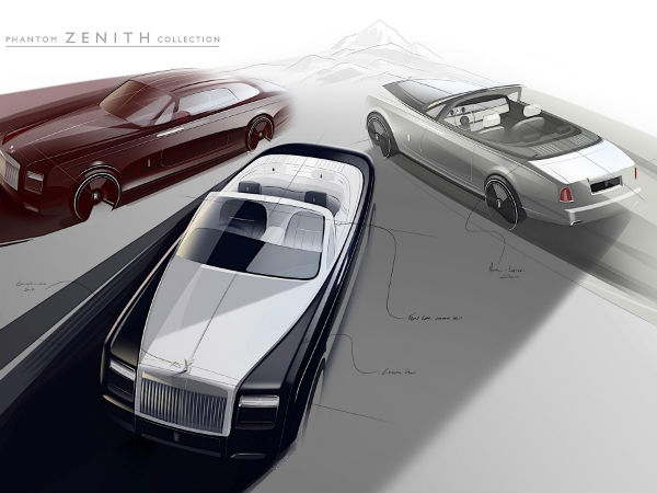 Rolls-Royce To End 7th Generation Phantom Production