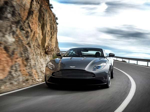 Aston Martin Forecasts Double Sales In 2017 Of Cars In India
