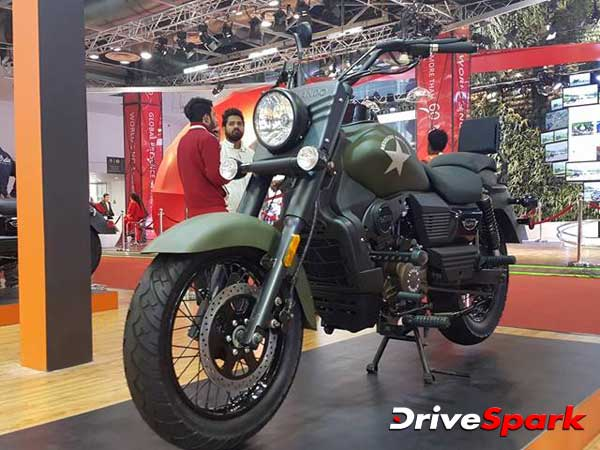 UM Motorcycles Increases Its Presence In India; Opens Ninth Dealership