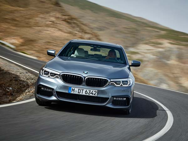 2018 BMW M5 To Be Equipped With xDrive All-Wheel Drive