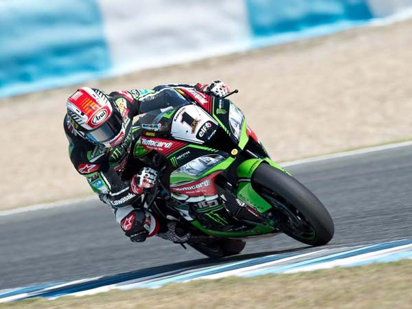 WSB: Rea Ready For The Battle And Title At Qatar