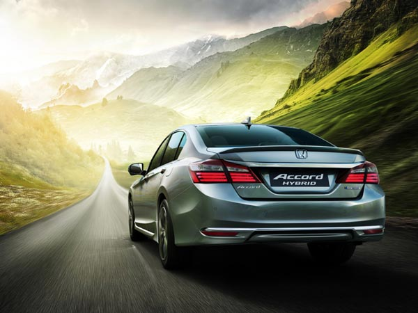 Honda Accord Hybrid Launched In India; Priced At Rs 37 Lakh