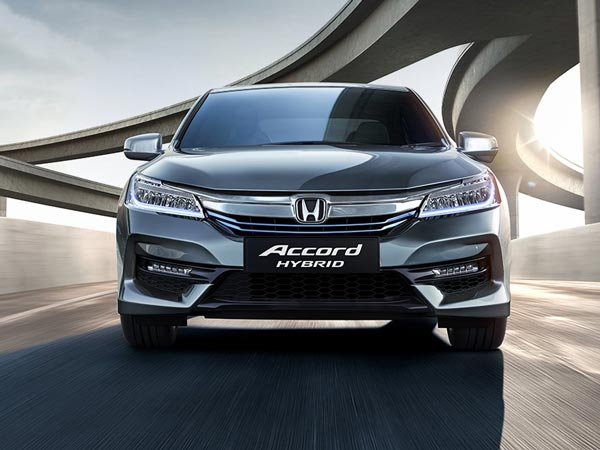 Honda Accord Hybrid Launched In India Priced At Rs 37 Lakh