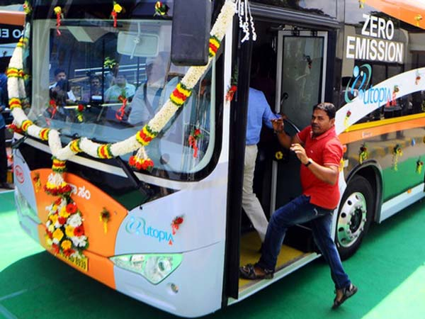 Bengaluru To Become Maiden City In India To Launch Electric Buses